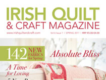 Irish Quilt and Craft Magazine